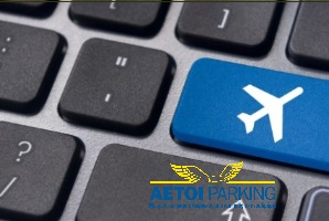 Keyboard_Online_booking_airport-parking-aetoiparking